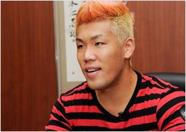 藤本京太郎選手